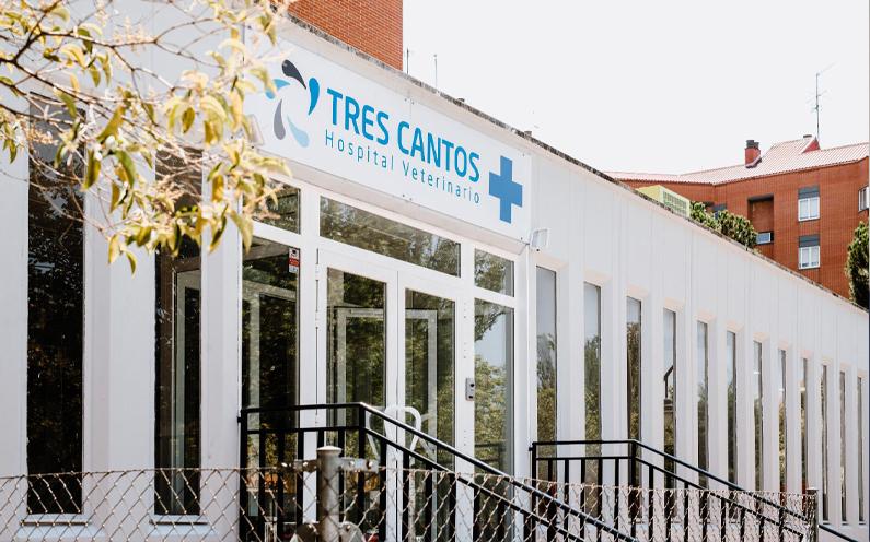 ¡En Hospital Veterinario Tres Cantos abrimos nuestras puertas por primera vez!
